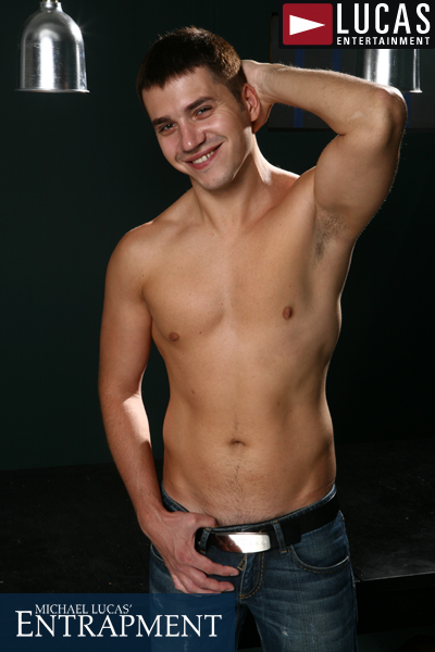 Dimitri  Romanov - Gay Model - Lucas Entertainment