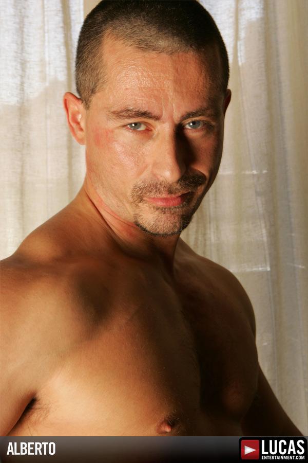 Alberto - Gay Model - Lucas Entertainment