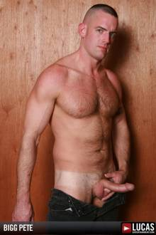 BiggPete - Gay Model - Lucas Entertainment