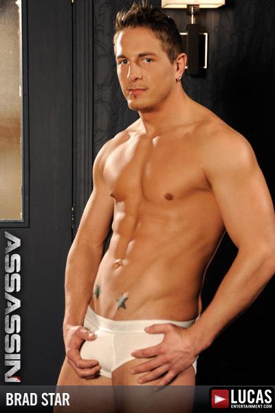 Brad Star - Gay Model - Lucas Entertainment