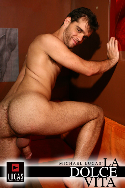 Cole Ryan - Gay Model - Lucas Entertainment