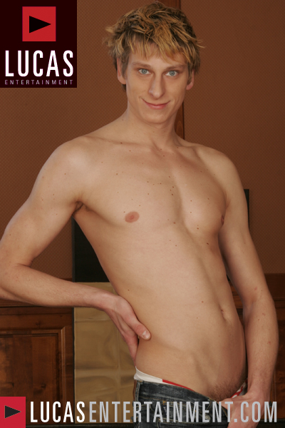 Frantisek Hrclak - Gay Model - Lucas Entertainment