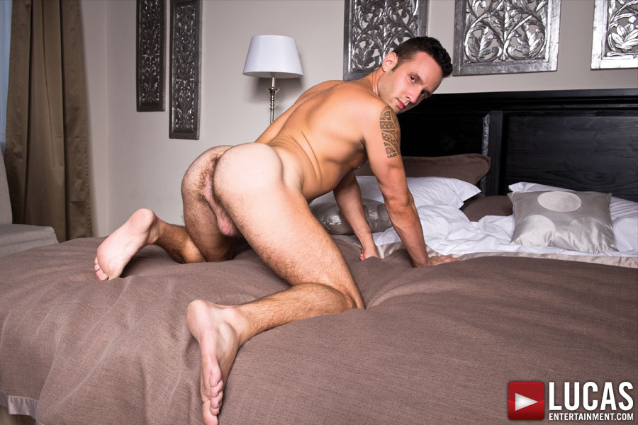 Aaron Steel - Gay Model - Lucas Entertainment
