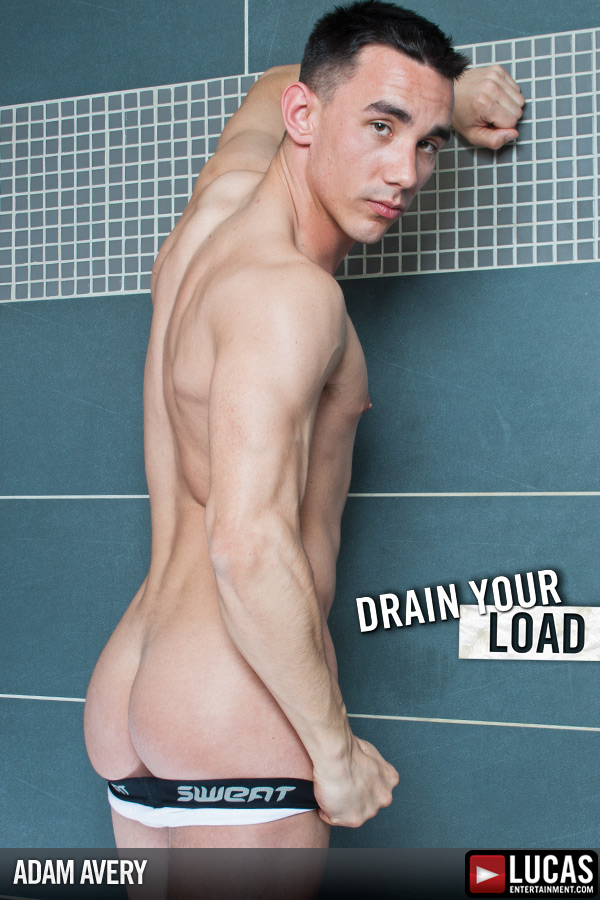 Adam Avery - Gay Model - Lucas Entertainment