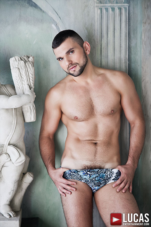 Adam Isaacs - Gay Model - Lucas Entertainment