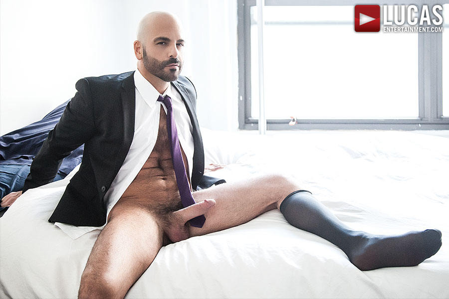 Adam Russo - Gay Model - Lucas Entertainment