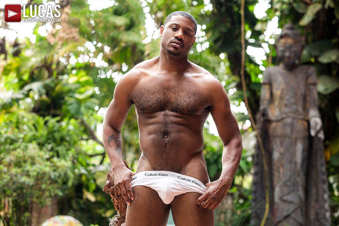 Adonis Couverture - Gay Model - Lucas Entertainment