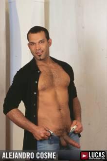 Alejandro Cosme - Gay Model - Lucas Entertainment
