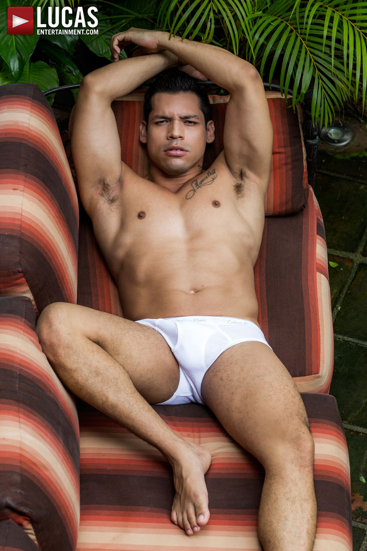 Alejandro Castillo - Gay Model - Lucas Entertainment