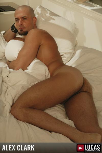 Alex Clark - Gay Model - Lucas Entertainment