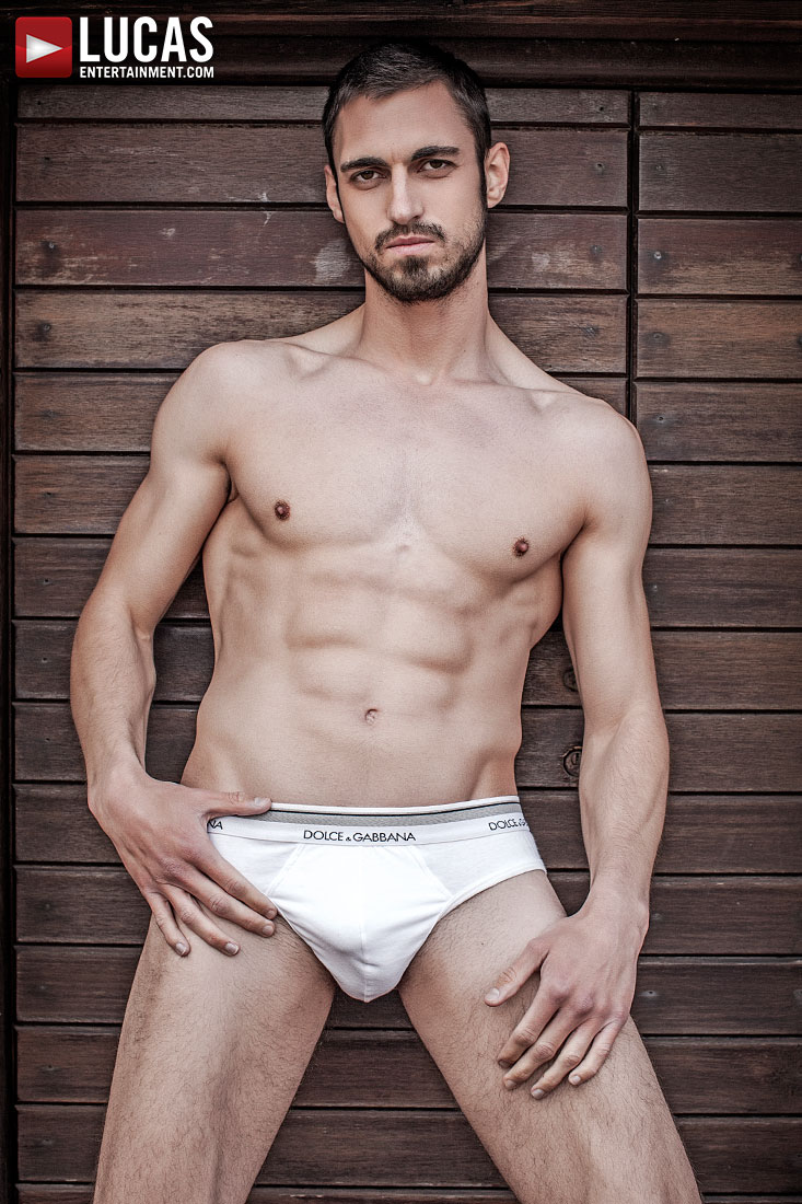 Alex Garcia - Gay Model - Lucas Entertainment