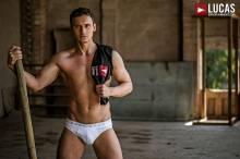 Alex Kof - Gay Model - Lucas Entertainment