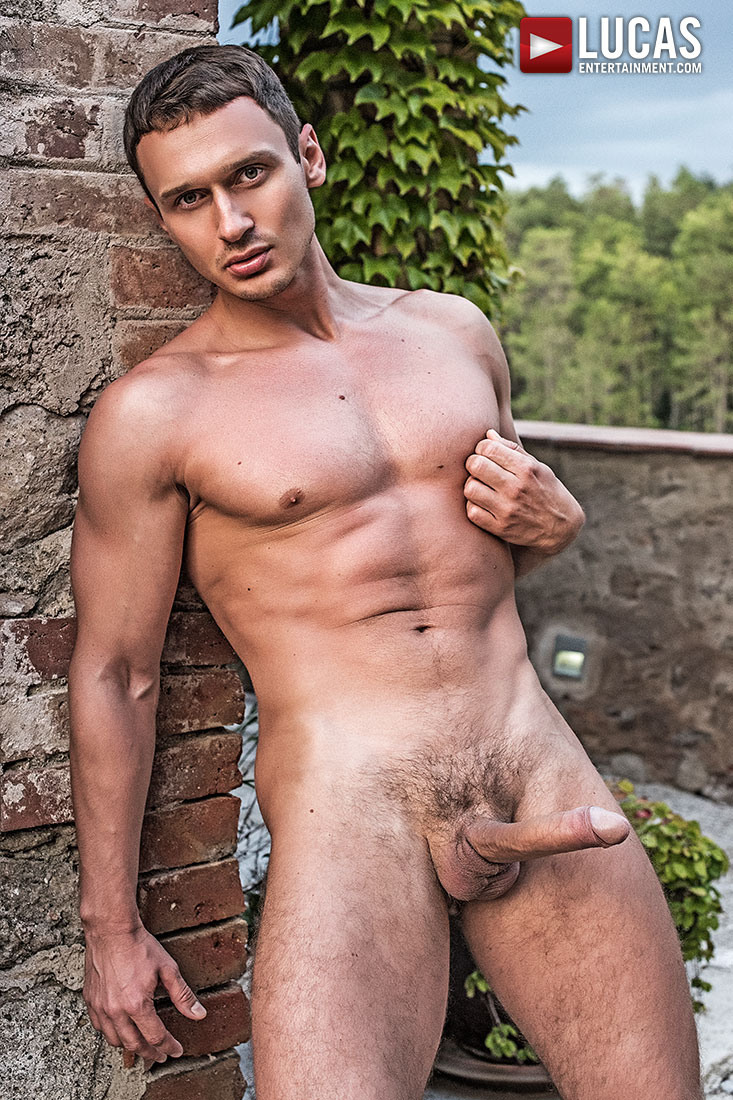 Alex Kof - Gay Model - Lucas Entertainment