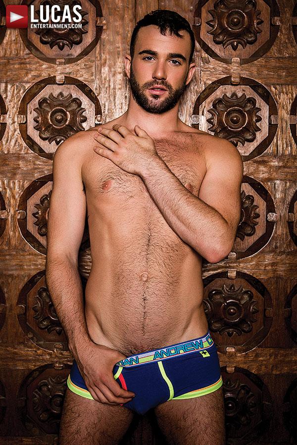 Alex Mason - Gay Model - Lucas Entertainment