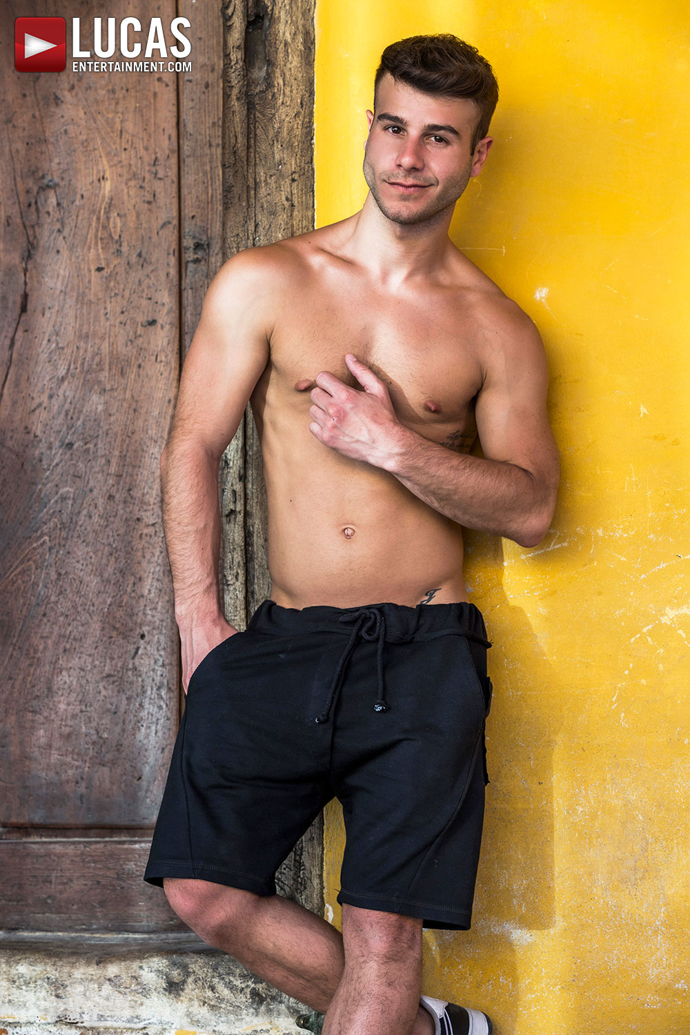 Allen King - Gay Model - Lucas Entertainment