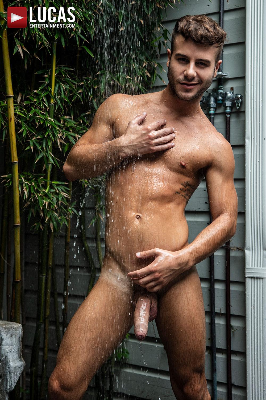 Allen King - Gay Model - Lucas Entertainment