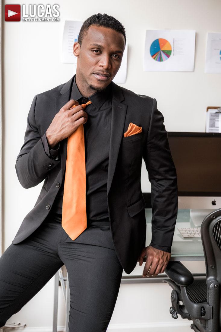 Andre Donovan - Gay Model - Lucas Entertainment