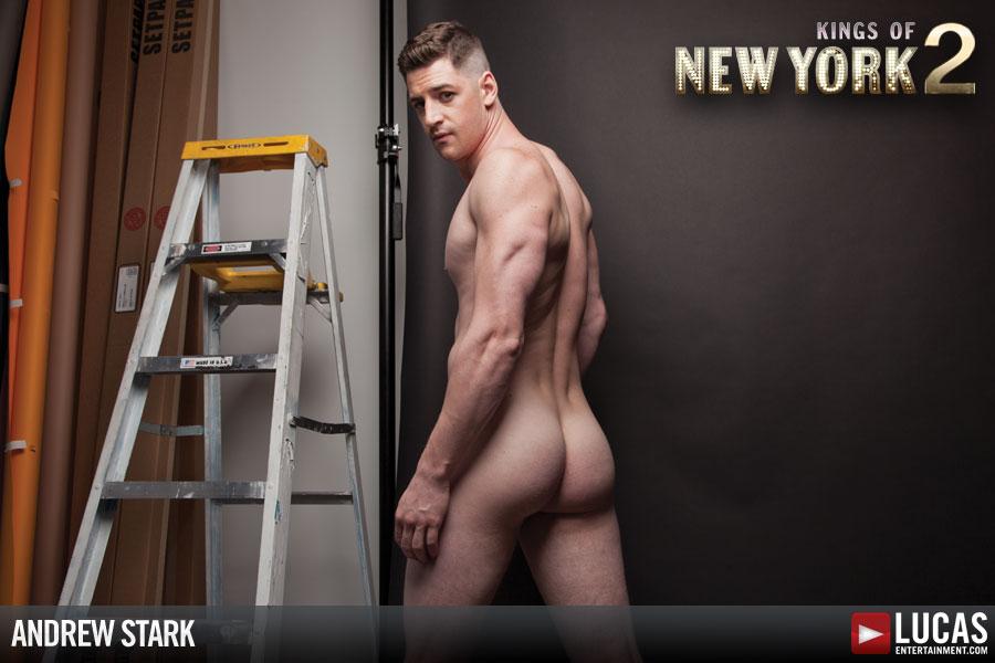 Andrew Stark - Gay Model - Lucas Entertainment