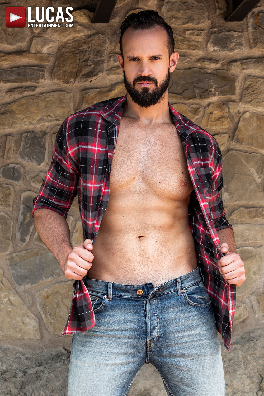 Andy Onassis - Gay Model - Lucas Entertainment