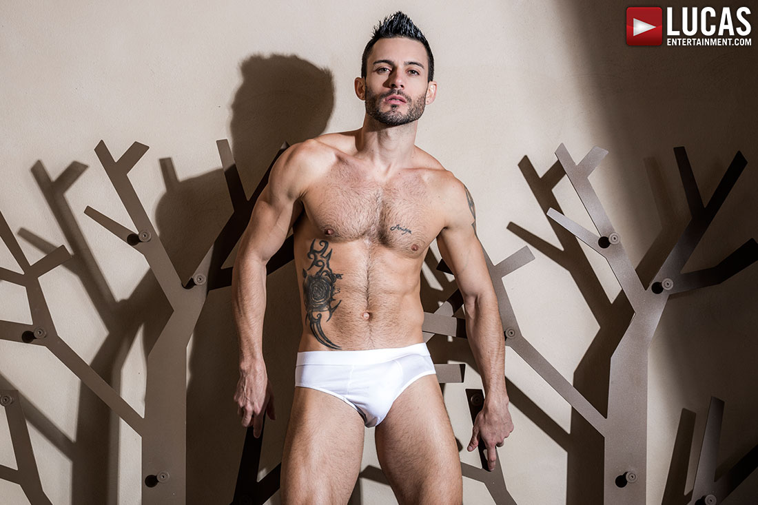 Andy Star - Gay Model - Lucas Entertainment