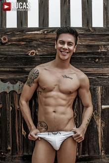 Angel Cruz - Gay Model - Lucas Entertainment
