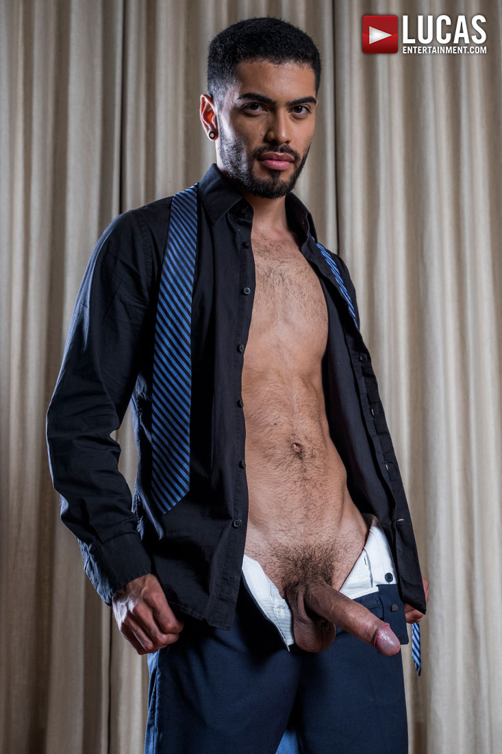 Angel Duran - Gay Model - Lucas Entertainment