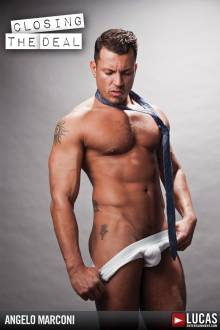 Angelo Marconi - Gay Model - Lucas Entertainment