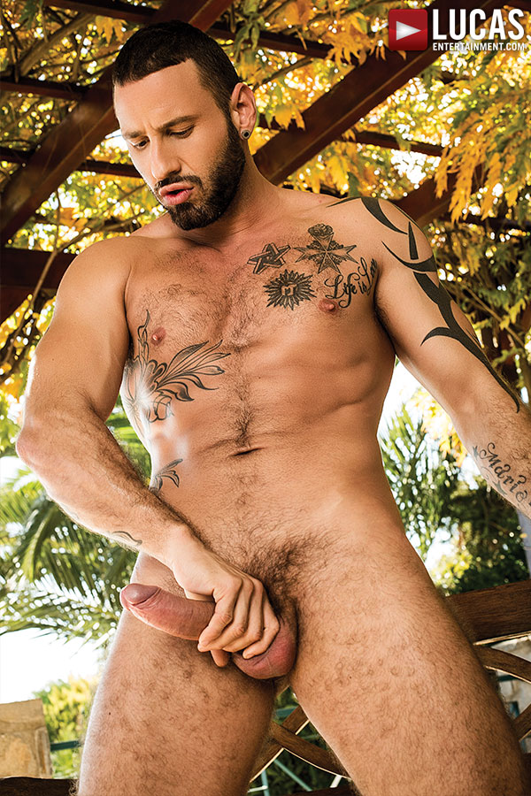 Antonio Miracle - Gay Model - Lucas Entertainment