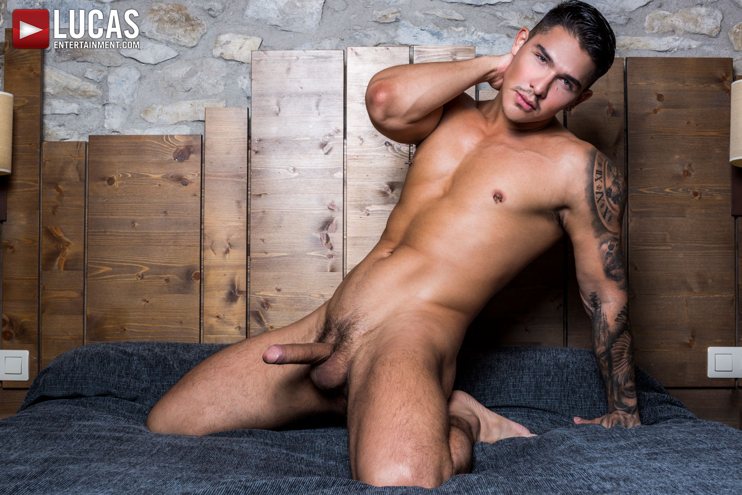 Apolo Fire - Gay Model - Lucas Entertainment