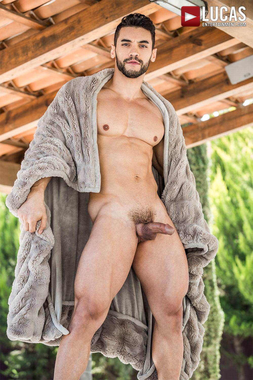 Arad Winwin - Gay Model - Lucas Entertainment