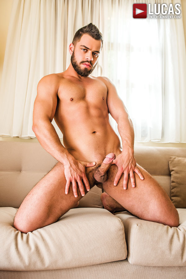Ares Fly - Gay Model - Lucas Entertainment
