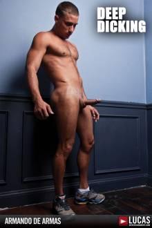 Armando de Armas - Gay Model - Lucas Entertainment