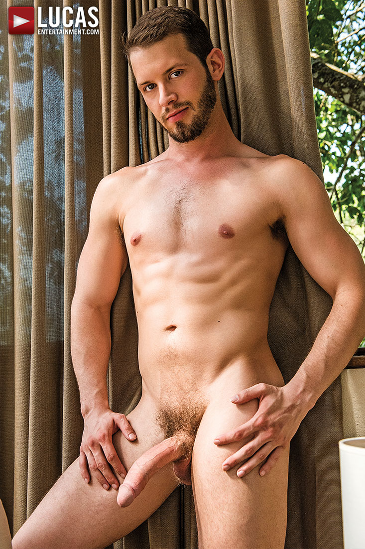 Asher Devin - Gay Model - Lucas Entertainment
