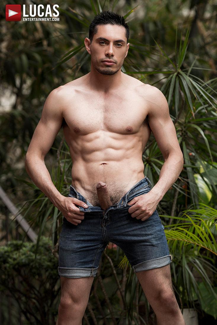 Ashton Labruce - Gay Model - Lucas Entertainment
