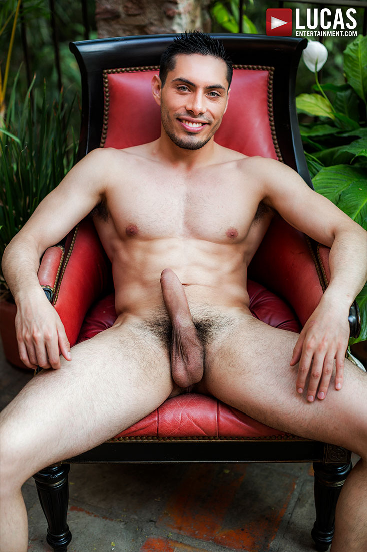 Ashton Labruce - Gay Model - Lucas Entertainment