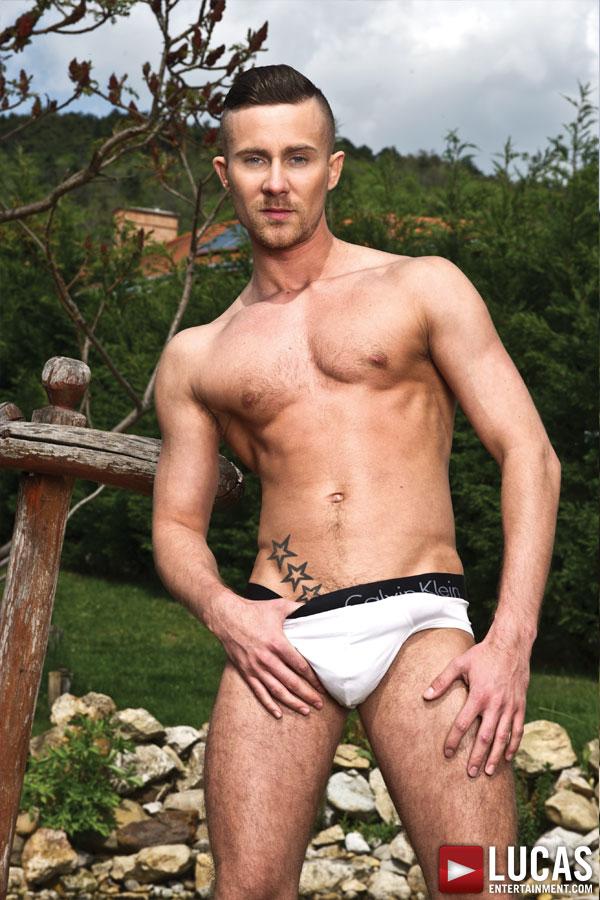 Axel Fulling - Gay Model - Lucas Entertainment