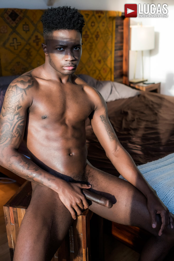 Bama Romello - Gay Model - Lucas Entertainment