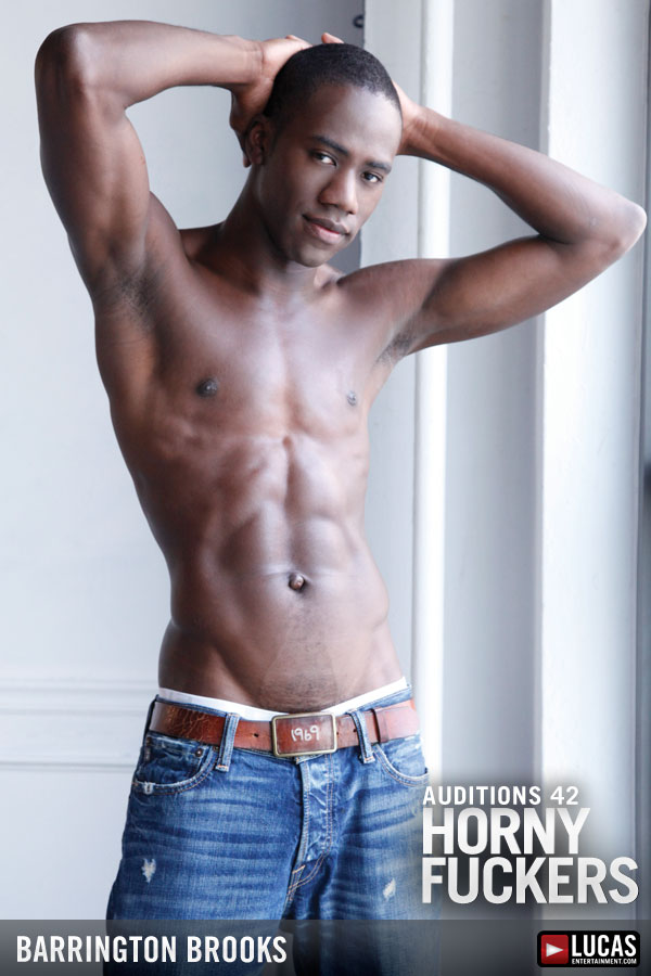 Barrington Brooks - Gay Model - Lucas Entertainment