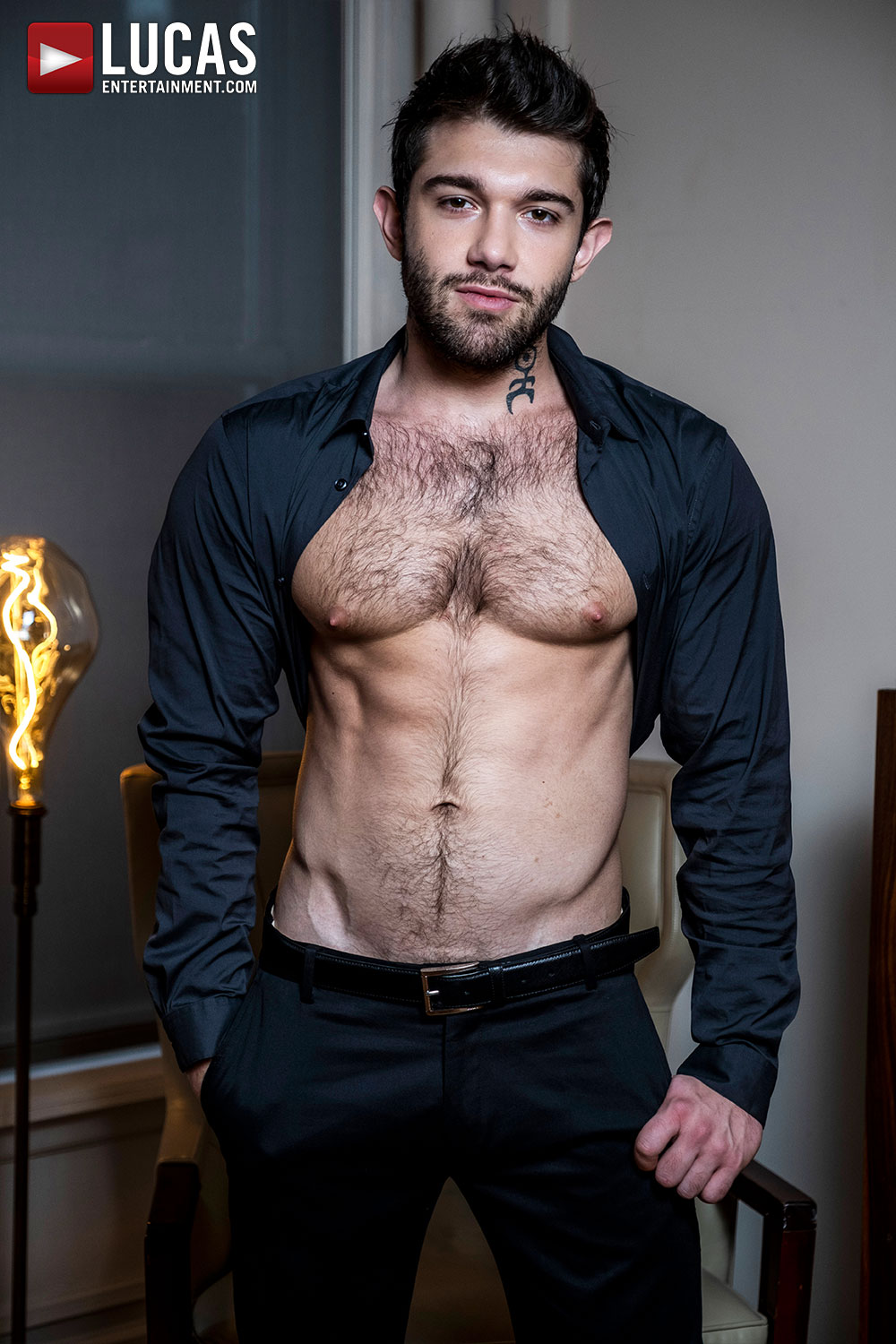 Ben Batemen - Gay Model - Lucas Entertainment