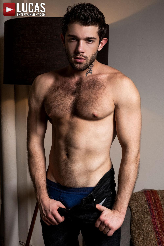 Ben Batemen - Gay Model - Lucas Entertainment