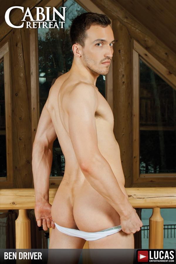 Ben Driver - Gay Model - Lucas Entertainment