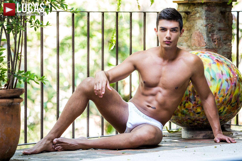 Benjamin Gomez - Gay Model - Lucas Entertainment