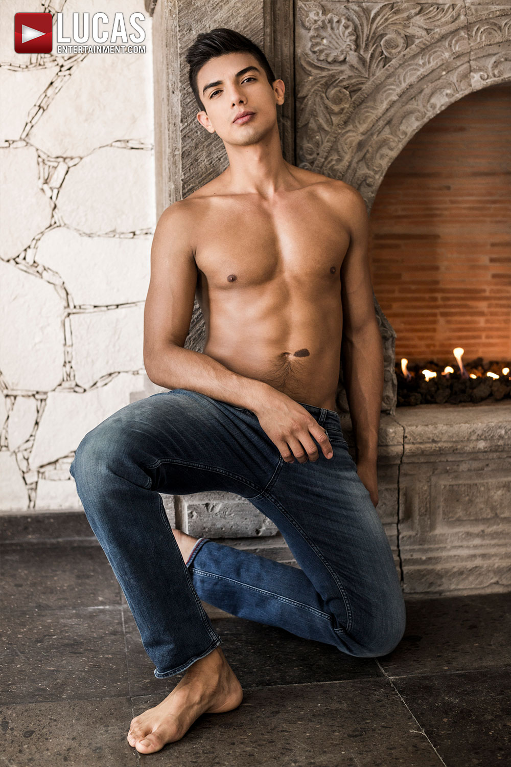 Benjamin Gomez - Gay Model - Lucas Entertainment