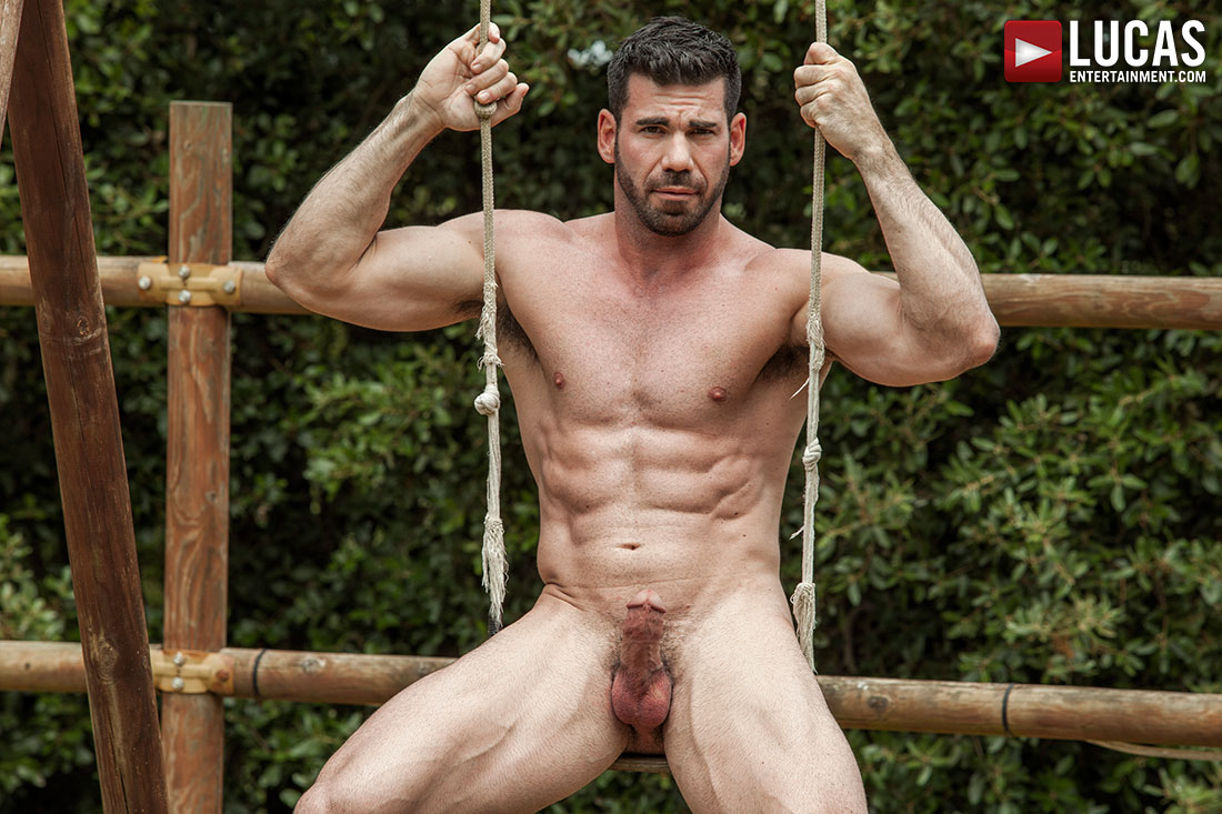 Billy Santoro - Gay Model - Lucas Entertainment