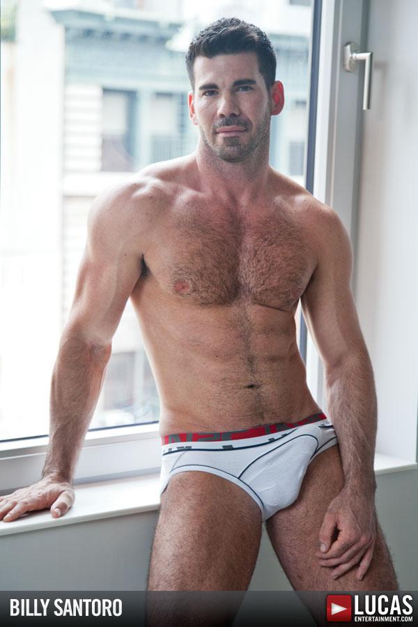 Billy Santoro - Gay Model - Lucas Entertainment