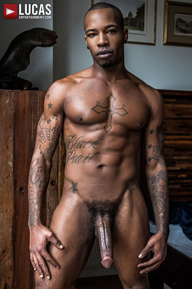 Black Pearl - Gay Model - Lucas Entertainment