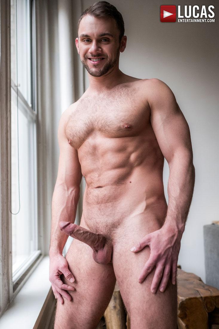 Blaze Austin - Gay Model - Lucas Entertainment