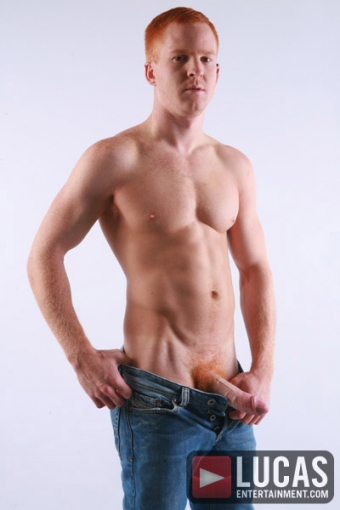 Straight lad ray is serviced by two homosexual boyz