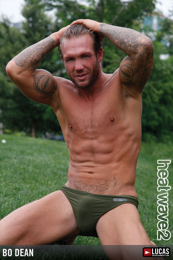 Bo Dean - Gay Model - Lucas Entertainment