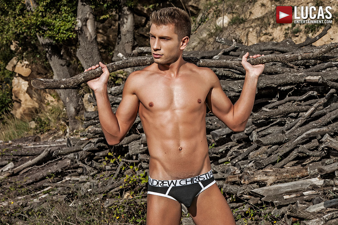 Bogdan Gromov - Gay Model - Lucas Entertainment